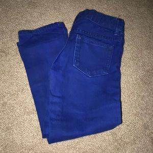 Burberry skinny jeans size 5